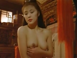 Chinese softcore scene - Be passed on Aurous Lotus